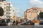 Grandi appalti a Cosenza, sequestrata piazza Bilotti: 13 indagati, c'è anche il sindaco Occhiuto