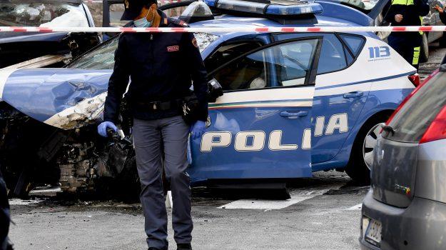 banca, poliziotto, rapina, Pasquale Apicella, Sicilia, Cronaca