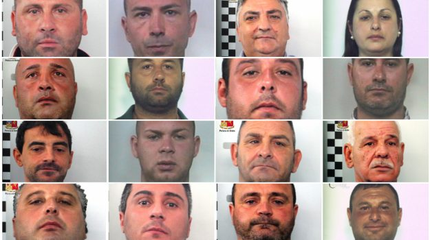 Le mani della mafia sulla movida di Messina, tutte le condanne per il clan di Giostra - Nomi e foto