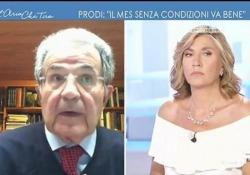 Prodi: «Non possiamo dire di no al Mes, così proposto va bene» L'ex premier a L'Aria che tira su La7: «È un prestito a bassissimo tasso d'interesse» - Corriere Tv
