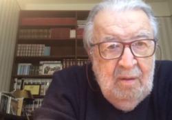 Pupi Avati: «Lavoro sempre e ho ripreso a suonare il clarinetto Il racconto dalla quarantena del regista - CorriereTV