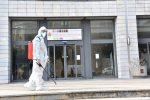 Messina, sinergia Corte d'Appello-Esercito: dal 3 maggio sanificazione uffici giudiziari