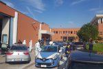"""Catanzaro, sanificate cento auto di servizio della Polizia. I sindacati: """"Sostegno ai colleghi"""""""