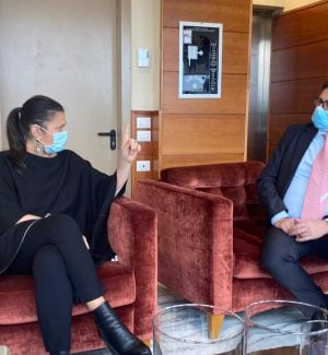"""Coronavirus, Santelli incontra viceministro Sileri: """"Soddisfatto del lavoro in Calabria"""""""