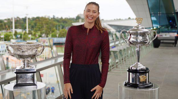 Maria Sharapova, Sicilia, Sport