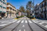 A Messina scatta il coprifuoco da mezzanotte alle 5 del mattino: stop a tutte le attività