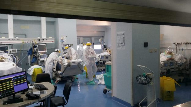 sanità, terapia intensiva, Calabria, Cronaca