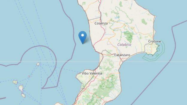 terremoto, Amantea, Belmonte Calabro, San Pietro in Amantea, Serra D'Aiello, Cosenza, Calabria, Cronaca