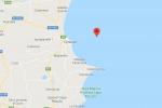 Sciame sismico al largo di Crotone: 5 scosse di terremoto all'alba svegliano la città