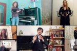 """""""Va, pensiero"""", il messinese Mirabile dirige un'orchestra virtuale: il video dell'esibizione"""