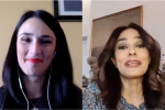 """La videointervista a Maria Grazia Cucinotta: """"I miei giorni a casa per il Coronavirus"""""""