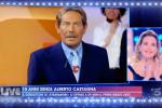 Quindici anni fa la scomparsa di Alberto Castagna: il ricordo in tv