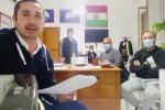 Ernesto Alecci, sindaco di Soverato, guida la rivolta