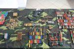 Un bunker, armi e munizioni ritrovati a Ciminà: indagini in corso