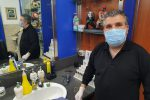 Fase 2 a Messina, centinaia di barbieri protestano per mancata riapertura