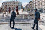 Cosenza, su piazza Bilotti restano i sigilli della finanza