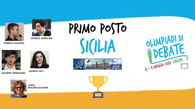 Debate, scuola, Messina, Sicilia, Cultura