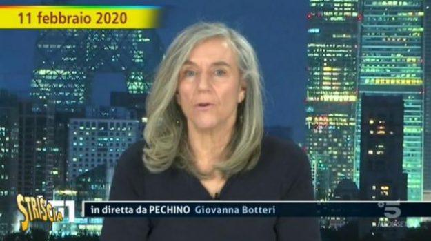 giornalismo, striscia la notizia, Annamaria Furlan, Fabrizio Salini, Giovanna Botteri, Sicilia, Società