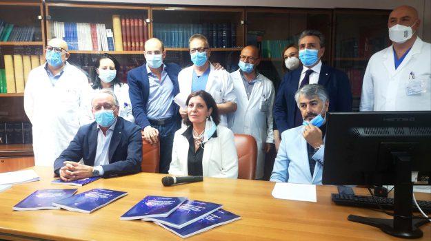 coronavirus, Gom, reggio, Reggio, Calabria, Cronaca
