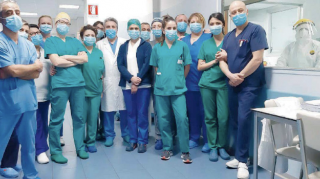 coronavirus, reggio, Reggio, Calabria, Cronaca