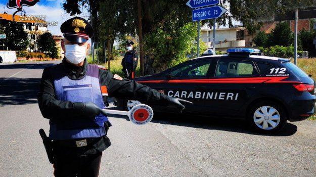 bianco, bovalino, inseguimento, Reggio, Calabria, Cronaca