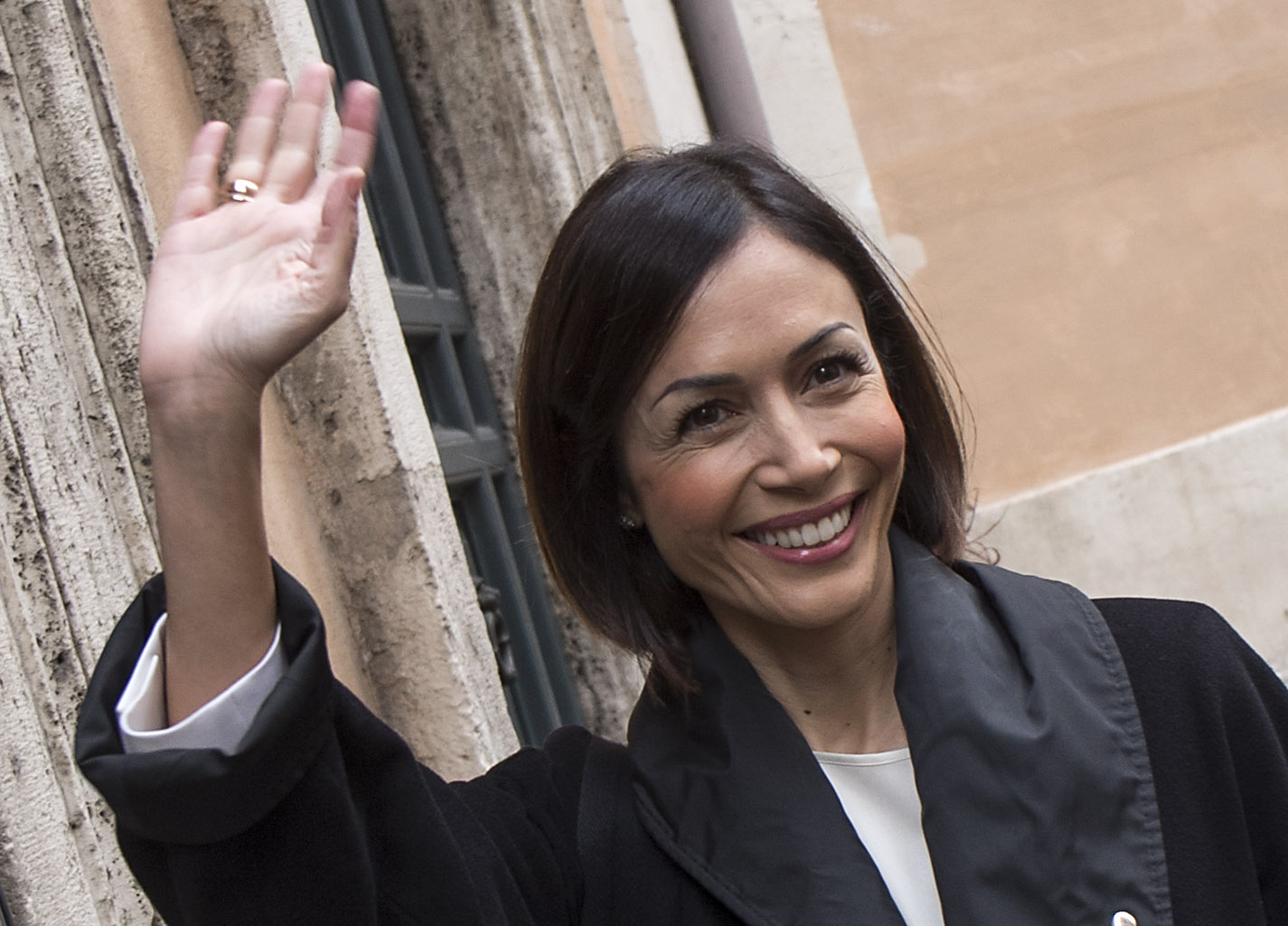 Mara Carfagna è incinta: a 44 anni la vicepresidente della Camera aspetta  una bambina - Gazzetta del Sud