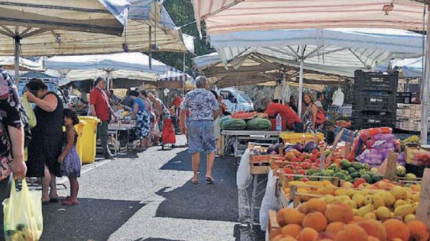 mercati, Reggio, Calabria, Economia