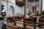 Le chiese di Messina riabbracciano i fedeli: le foto delle prime celebrazioni