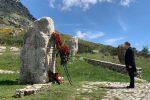 Musumeci a Portella della Ginestra per omaggio a vittime strage dell'1 maggio