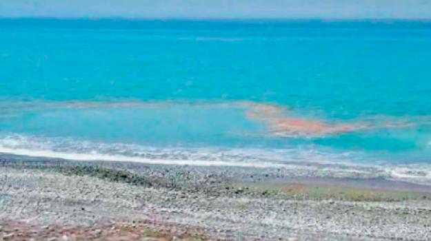 inquinamento, paola, Cosenza, Calabria, Cronaca