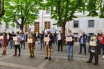 Fase 2, anche a Cosenza la protesta dei lavoratori del mondo dello spettacolo