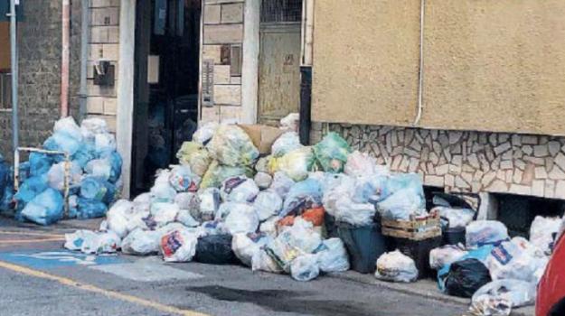 fase 2, rifiuti, Giuseppe Falcomatà, Reggio, Calabria, Cronaca