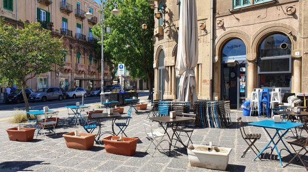 commercio, coronavirus, fase 2, ristoranti, Messina, Sicilia, Economia