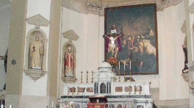 dipinto, Silvia Mazza, Vittorio Sgarbi, Sicilia, Cultura