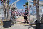 Irregolarità e false certificazioni, sequestrato uno stabilimento balneare di Mandatoriccio