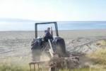 Pulizia spiagge, Messinaservizi in azione lunedì a Capo Peloro
