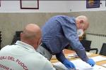 Test sierologici a Messina, si inizia dai Vigili del Fuoco