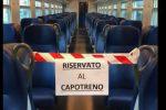 Fase 2 in Sicilia, dal 4 maggio più treni: nel Messinese corse raddoppiate