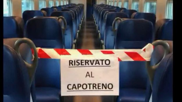 fase 2, treni, Messina, Sicilia, Economia