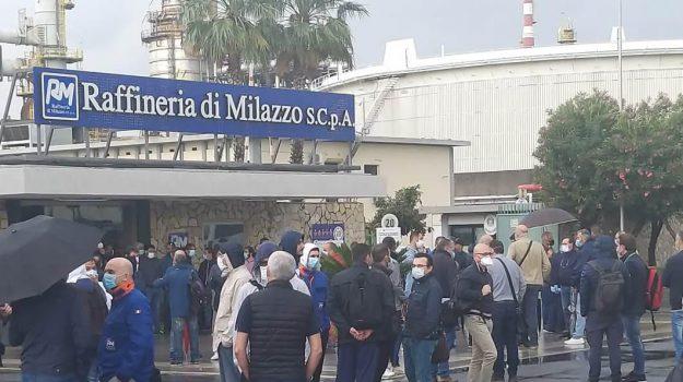 milazzo, raffineria, Messina, Sicilia, Cronaca