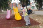 Pulizia e disinfezione straordinaria, Messina servizi nelle ville comunali e nei villaggi