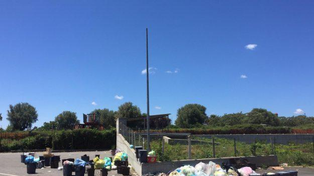 discarica, rifiuti, sindaco, Sergio Abramo, Catanzaro, Calabria, Politica
