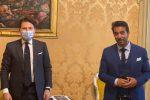 Imprese in crisi, l'ex consigliere di Messina Zuccarello ricevuto da Conte