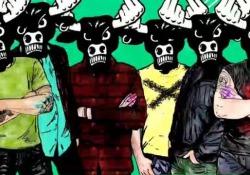 «Aca Toro»: i Punkreas festeggiano con un video i 25 anni del pezzo. Eccolo in anteprima Con le illustrazioni di Davide Toffolo e con la partecipazione degli Ska P - Corriere Tv