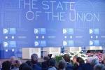 La conferenza State of the Union in un'immagine d'archivio