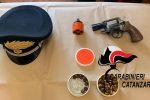 Arma clandestina in casa, arrestato un uomo di Settingiano