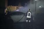 """Incendio dell'auto di un parroco a Vibo, il vescovo: """"Vile atto intimidatorio"""""""