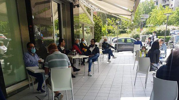 cosenza, fase 2, ristoranti, Cosenza, Calabria, Cronaca