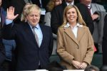 Boris Johnson e Carrie Symonds