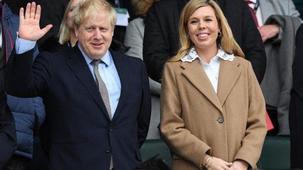 Boris Johnson, Carrie Symonds, Sicilia, Mondo
